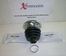 NEW FIAT X1/9 X19 1500 CV JOINT BOOT KIT INCLUDING CLIP & GREASE