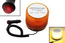 LED Rundumleuchte Blitzlicht Warnlicht Singnalleuchte 96 LED Lichter 12/24V 4050