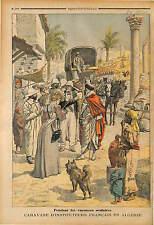 MINISTÈRE INSTRUCTION PUBLIQUE OFFRE VACANCES INSTITUTEURS EN ALGÉRIE 1903