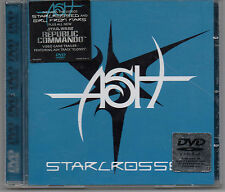 ASH Starcrossed DVD 5 Track Featuring Audio Version Of Starcrossed @@LOOK@@
