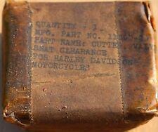 11890-29 NOS Original Harley Vintage WLA Valve Seat Cutting Tool Old Stock (467)