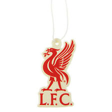 Liverpool Fc Crest Car Air Freshener - Supporters Xmas Gift