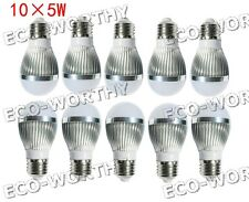 E27 5Watt DC12Volt  LED Lamp Bulb Garden Shed Camper Car Energy Saving