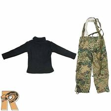 TCT62026 - Sweater & Camo Pants Set - 1/6 Scale - Toys City Action Figures