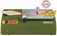 PROXXON BANCO SEGA CIRCOLARE ks-230 lavorazione del legno / diretta da attrezzi RDG