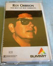 Roy Orbison The best of Compilation Cassette Made in Australia SUH 5008