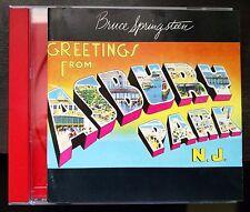 Bruce Springsteen – Greetings From Asbury Park, N. J. CD NM/NM