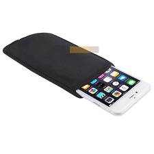 Funda Neopreno POUCH BAG Negro compatible APPLE iPhone 7 Plus