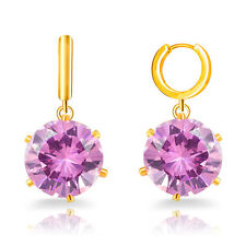 Mahi Fashion Gold Plated Beaming Beauty Earrings with CZ for Women ER1108713G