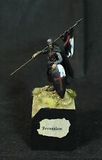 Crusader 54mm - Andrea Miniatures - Painted
