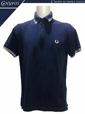 POLO UOMO MADE IN ITALY - FRED PERRY - TG. 40 - MAN'S T-SHIRT #1136