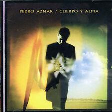 Cuerpo Y Alma by Pedro Aznar (CD, Jul-1999, DBN (Argentina))