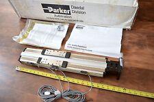 """NEW 20"""" Parker 404XR Linear Actuator Precision Ground Ballscrew Nema34 - CNC DIY"""
