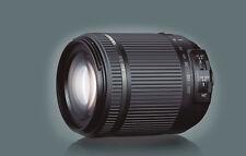 Tamron 18-200mm f3.5-6.3 Di II VC +Zubehörpaket Filter, Objektiv für Canon