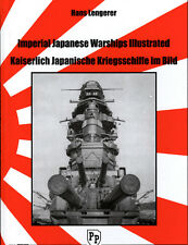 IMPERIAL JAPANESE WARSHIPS ILLUSTRATED