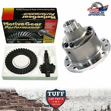 VE Holden Commodore & HSV V8 & V6 Torque Lock LSD & Motive 3.7 Diff Gear Set New