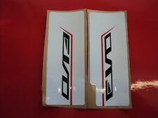 BETA EVO BETA REV 3 FORK GUARD GRAPHICS STICKERS white