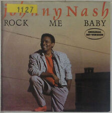 "7"" Single - Johnny Nash - Rock Me Baby - s304 - washed & cleaned"