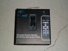 RedEye Mini Universal Iphone Ipad Ipod IR TV Remote Attachment Headphone Adapter