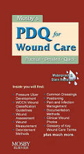Mosby's PDQ for Wound Care by Mosby (Spiral bound, 2008)