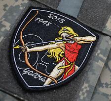 RoNLAF NETHERLANDS AIR FORCE SWIRL F16 IMPETU FEROCI 323 SQN 65-YEAR (1948-2013)