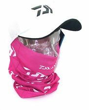 Daiwa Head Sock Head Tube Pink for protection against wind and sun