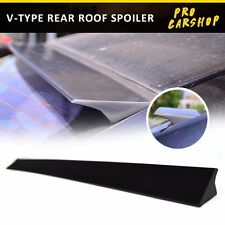 Painted For Infiniti G35 G45 V-Style 4D Sedan Rear Roof Spoiler Wing 2005-2006