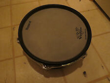 "Roland pd-100 v drum tom pd100 10"" Mesh vdrum White - no bracket"
