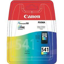 ORIGINAL Canon CL-541 Colour Ink Cartridge MG2100 3100 4100 4250 MX375 mg4250 BN