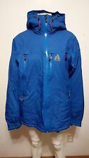 Mens Eddie Bauer First Ascent BC microtherm jacket blue size L