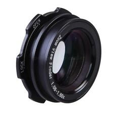 1.08x-1.60x Zoom Viewfinder Eyepiece Magnifier for Canon Nikon Pentax Sony DSLR