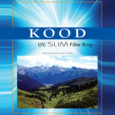 72mm UV FILTER by Kood Super Thin Frame for Camera Lens Protection FREE UK P&P