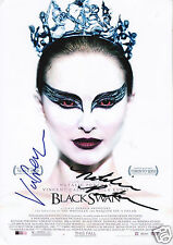 THE BLACK SWAN CAST POSTER AUTOGRAPH SIGNED PP PHOTO POSTER 4