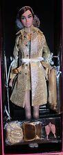 Fashion Royalty Poppy Parker~Spy A-Go-Go Dressed Doll  NRFB, shipper