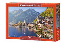 Castorland B-52189 Puzzle Hallstatt Austria Österreich Dorf Stadt 500 Teile