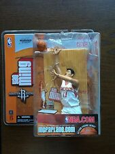 NBA Hall of Famer Houston Rockets Yao Ming McFarlane Figurine- Brand New