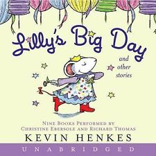 Lilly's Big Day And Other Stories Unabridged Cd: 9 Stories