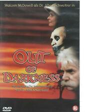 DVD - OUT OF DARKNESS - MALCOLM McDOWELL / SCHWEITZER  - ENGLISH  / DUTCH R2