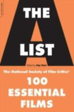 The A List: The National Society Of Film Critics' 100 Essential Films Carr, Jay