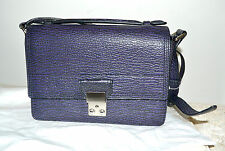NWT $895 3.1 PHILLIP LIM Mini Pashli Leather Satchel Crossbody African Violet