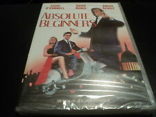 "RARE DVD NEUF ""ABSOLUTE BEGINNERS"" E. O'CONNELL, David BOWIE, Patsy KENSIT, Sade"
