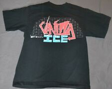 Vintage OG 1990 Vanilla Ice To The Extreme Tour Concert T Shirt XL Rap Hip Hop