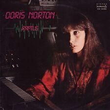 """DORIS NORTON """"RAPTUS"""" RARE LP 1st PRESS 1981 DURIUM"""