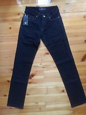 Dark Blue Brioni Classic Men's Jeans  Size 36  Made in Italy New