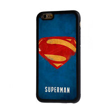 Superhero Logo Iron Man Rubber Phone Case Cover For iPhone 4s 5/5s 5c 6/6s 7Plus