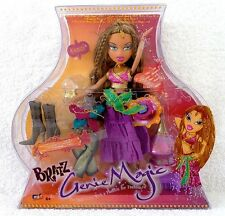 Bratz Genie Magic YASMIN Doll with Outfits & Necklace NEW!