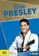 The Elvis Presley Film Collection  DVD R4