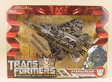 Hasbro Transformers Revenge Of The Fallen Voyager Class Starscream New in Box