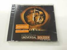 SOUNDTRACK UNIVERSAL SOLDIER - THE RETURN CD 1999