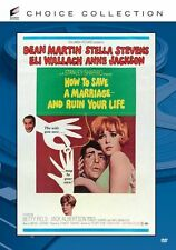 HOW TO SAVE A MARRIAGE & RUIN YOUR LIFE Region Free DVD - Sealed